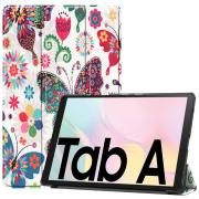 "Taltech Etui for Galaxy Tab A7 10.4"" - Butterflies"
