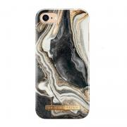 iDeal of Sweden iDeal Fashion Deksel for iPhone 6-6S-7-8 - Golden Ash Marble