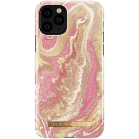 iDeal of Sweden iDeal Fashion Deksel for iPhone 11 Pro - Golden Blush Marble