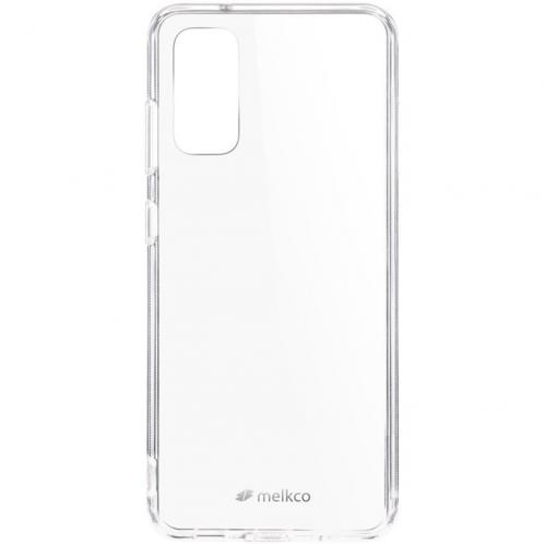 Melkco Melkco Polyultima Deksel for Samsung Galaxy A41 - Transparent