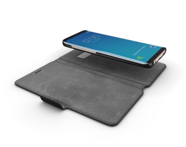 iDeal Fashion Wallet til Samsung Galaxy S9 — Svart